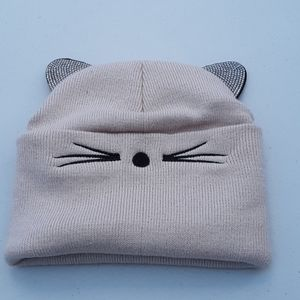 Purrrrfect bling for after spring cap!